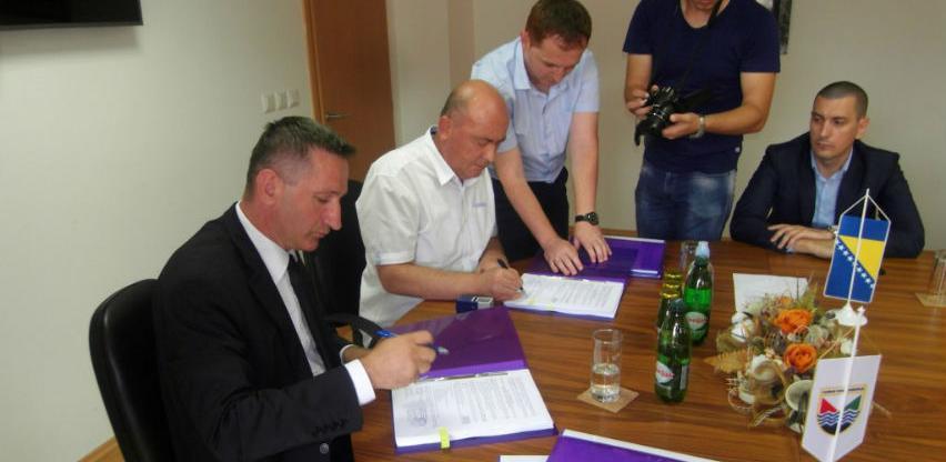 Kapitalni projekt u općini Gornji Vakuf-Uskoplje vrijedan 4,1 miliona KM