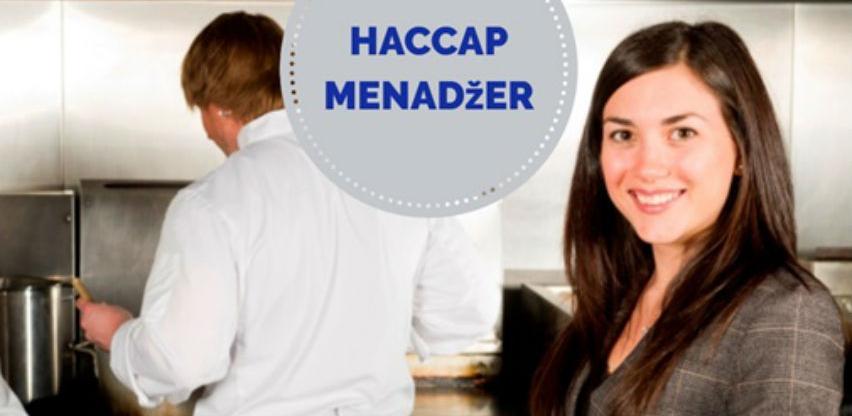 Quality Cert Sarajevo organizuje naprednu obuku za HACCP menadžere