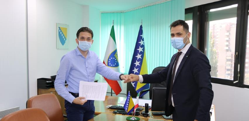 Potpisan Protokol o zajedničkom učešću u izradnji ceste Donji Kakanj – Kondžilo