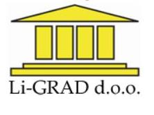 Li-Grad: Projektiranje, izvođenje i nadzor svih vrsta građevinskih radova