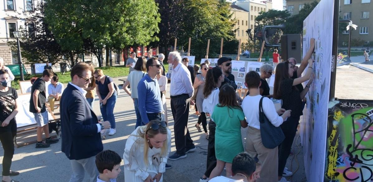 Građani i građanke na Hastahani iznijeli svoje viđenje uređenja ovog prostora