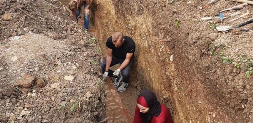 Značajno arheološko otkriće: U Tuzli pronađen rimski vodovod (Foto)