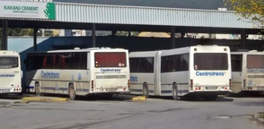 Kakanj ostao bez javnog prijevoza