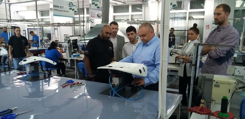 Komponente za prvo SUV vozilo Aston Martina proizvodit će se u BiH