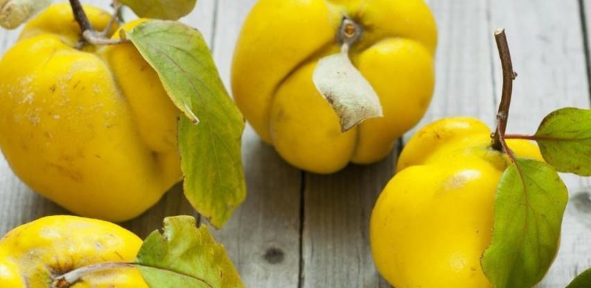 Kraljica jeseni: Ovo su zdravstvene prednosti dunja