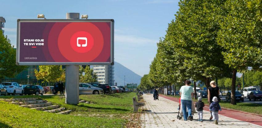 EuroplakatBH planira rebrendirati autobuske i trolejbuske nadstrešnice