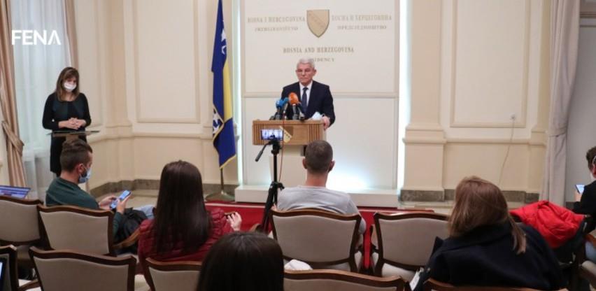 Predsjedništvo BiH pozvalo institucije da ispunjavaju prioritete EU