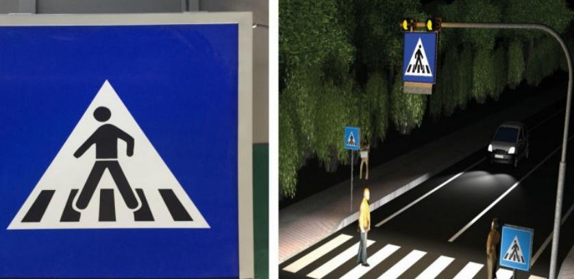 Inovacija na bh. cestama: LED Vision pravi svijetleće saobraćajne znakove