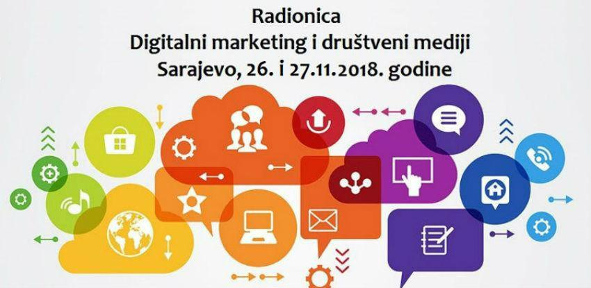 Radionica: Digitalni marketing i društveni mediji