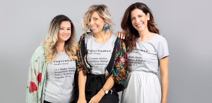 BONJOUR.ba i dm: Kupovinom FEEL GOOD majice pružate podršku bh. poduzetnicama