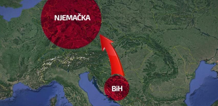 Njemačka: Većina kvalifikovanih radnika došla iz BiH
