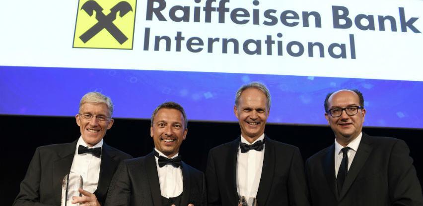 Euromoney nagrade za izvrsnost: Raiffeisen je najbolja banka u BiH