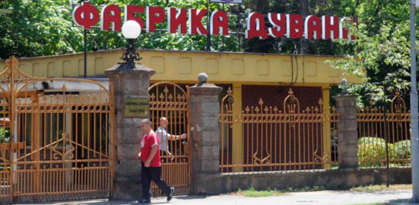 Nije poznato šta će biti na lokaciji zatvorene banjalučke Fabrike duvana