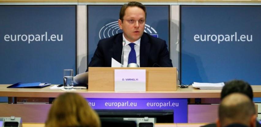 Rasprava o BiH u Evropskom parlamentu, Varhelyi govorio o izmjeni Ustava