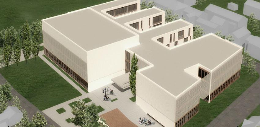 Predstavljen idejni projekat izgradnje 11. osnovne škole na Stupu