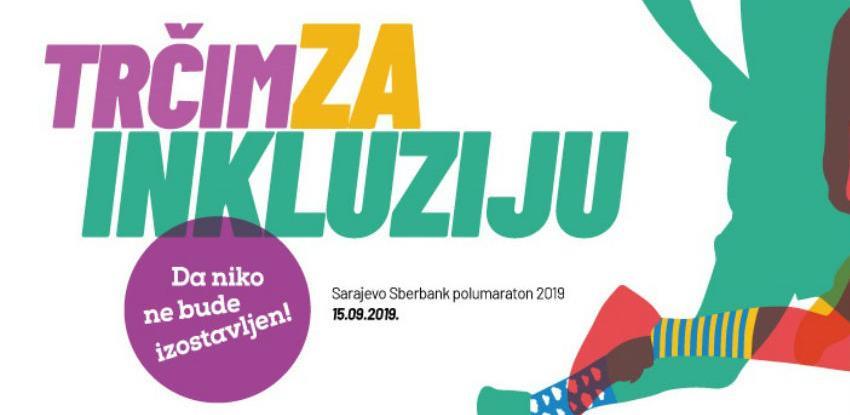 """""""Trčim za inkluziju – Da niko ne bude izostavljen"""" 15. septembra u Sarajevu"""