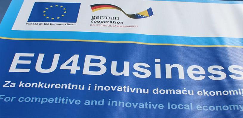 """Od idućeg mjeseca novi javni pozivi za grantove iz programa """"EU4Business"""""""