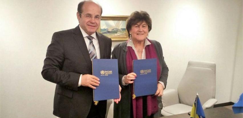 Potpisan Sporazum o saradnji BiH i Regionalnog ureda WHO za Evropu