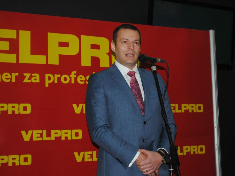 Velpro wholesale network marked its 10 years in BiH