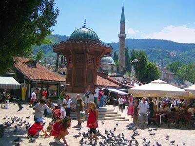 Kanton Sarajevo očekuje ove godine rekordan broj turista