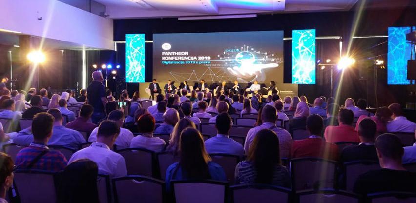 PANTHEON konferencija: Digitalizacija - budućnost koja je tu