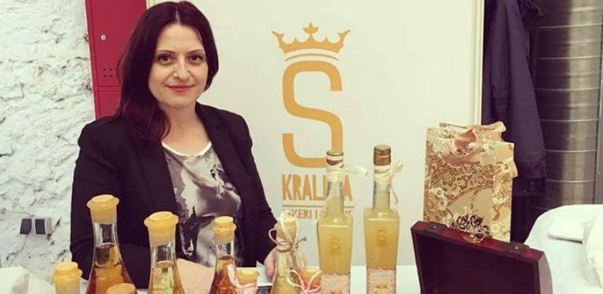 """Visočanka Sabina Krivdić """"Kraljicom"""" spojila tradiciju i prirodna bogatstva BiH"""