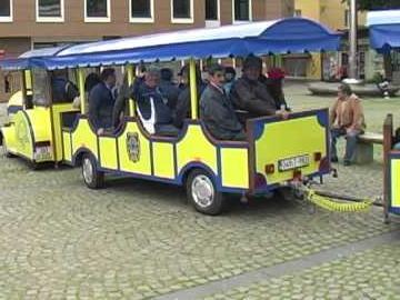 U Tuzli počinje rad turističkog vozića