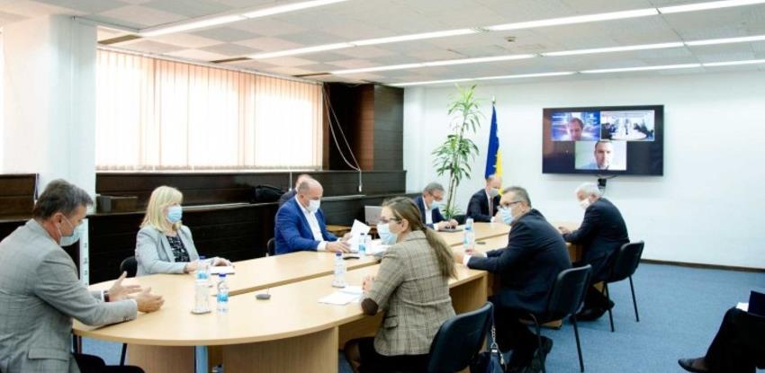 Osigurati finansiranje izgradnje autoceste na dionici Mostar sjever-Mostar jug