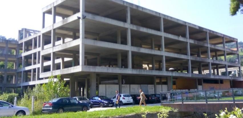 Za nastavak izgradnje srednjoškolskog centra u Travniku nedostaje 8 miliona KM
