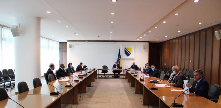 Nakon četiri godine održana prva sjednica Državnog komiteta sigurnosti civilnog zrakoplovstva BiH