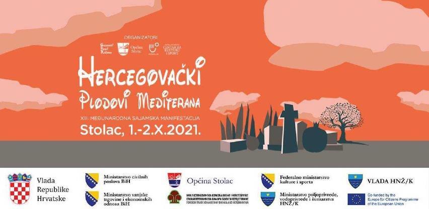 Hercegovački plodovi Mediterana i 'EUnity in diversity' u Stocu