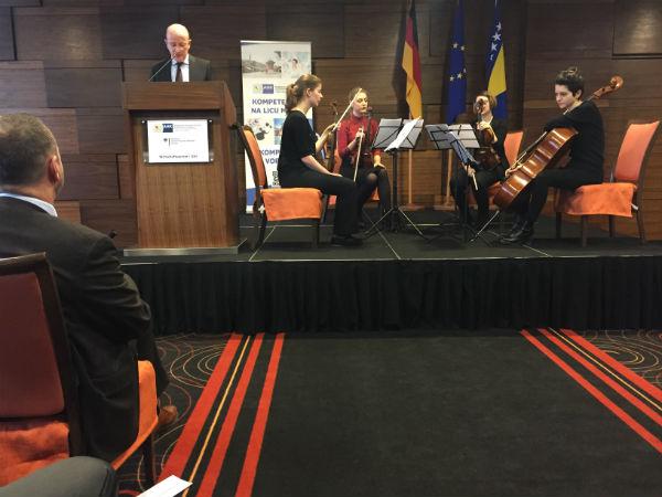 AHK nastavlja sa spajanjem njemačkih poduzeća i dobavljača iz BiH