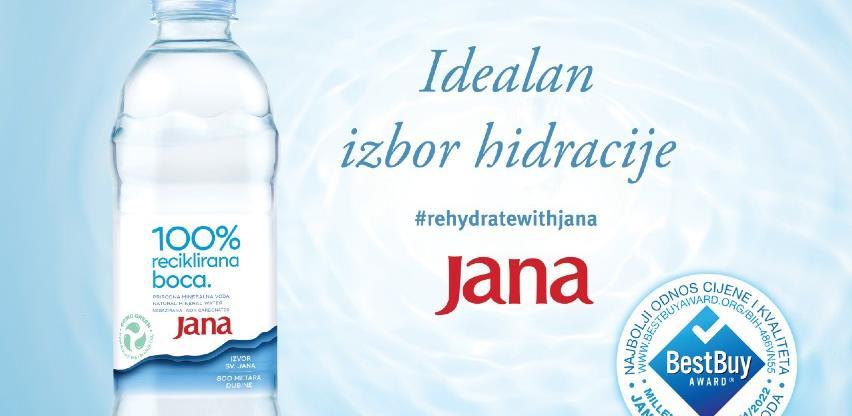 Potrošači odlučili: Jana osvojila Best Buy Award u BiH