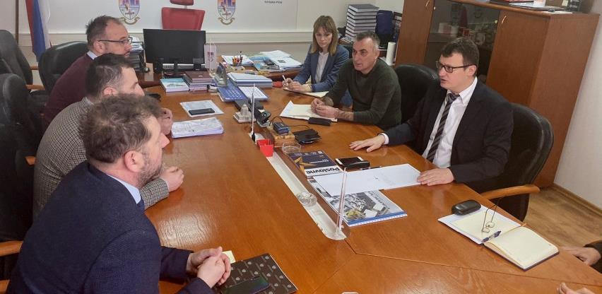 Općina Novi Grad i Istočna Ilidža obnavljaju trgove na Dobrinji