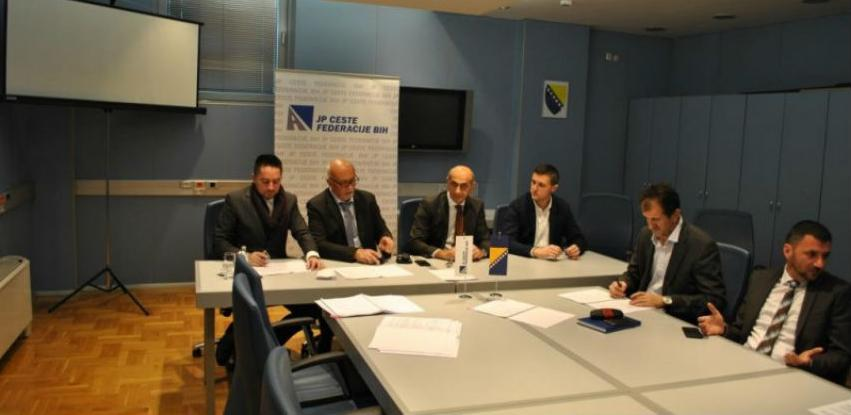 Potpisan ugovor za izgradnju Južne obilaznice Mostara