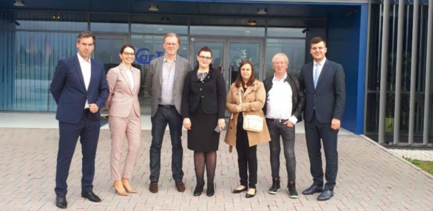 Predsjednik Samsonite Grupacije posjetio Prevent CEE
