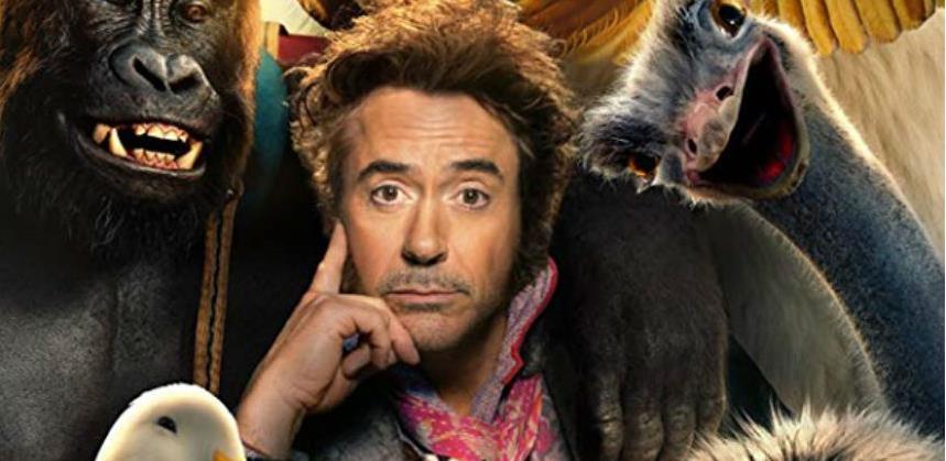 Robert Downey Jr. kao najomiljeniji doktora ikada u porodičnoj avanturi Dolittle