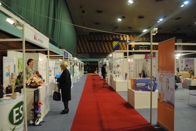 Otvoreni sajmovi zdravstva i informacionih tehnologija u Skenderiji
