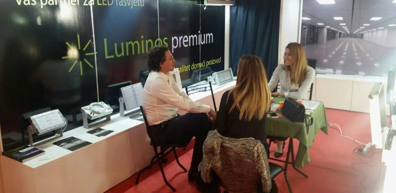 Ekološki projekat: LED rasvjeta kompanije Luminos i u željezari Zenica