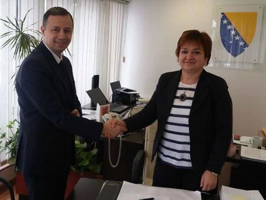 Cilj Sporazuma je uspostavljanje uzajamne saradnje radi pripreme i realizacije projekata od zajedničkog interesa.