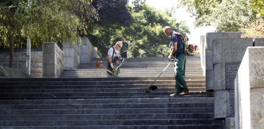 Uređuje se Spomen park Vraca
