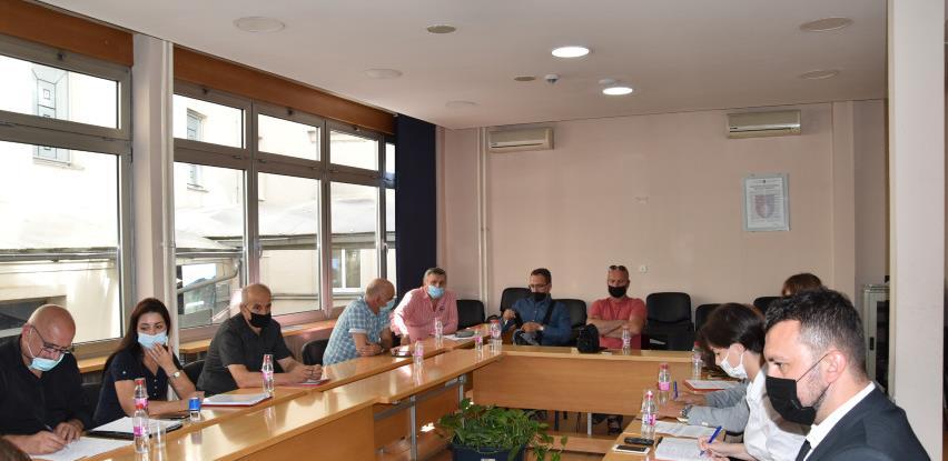 Počeli pregovori s predstavnicima sindikata komunalne privrede u KS-u
