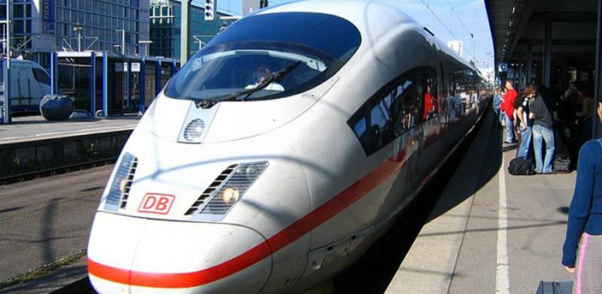 Njemačka planira 7 milijardi za željeznice, čeka se dozvola EK