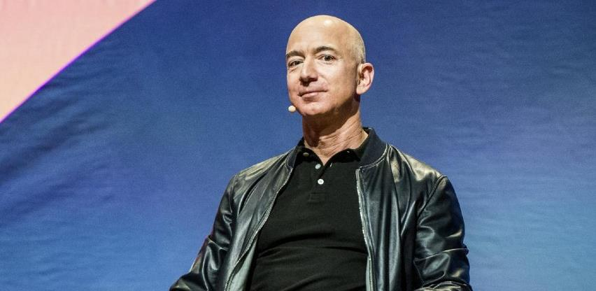 Jeff Bezos se povlači s mjesta predsjednika uprave Amazona