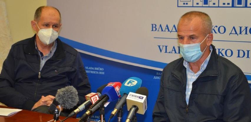 Zabrana svih javnih okupljanja u zatvorenom prostoru u Brčkom
