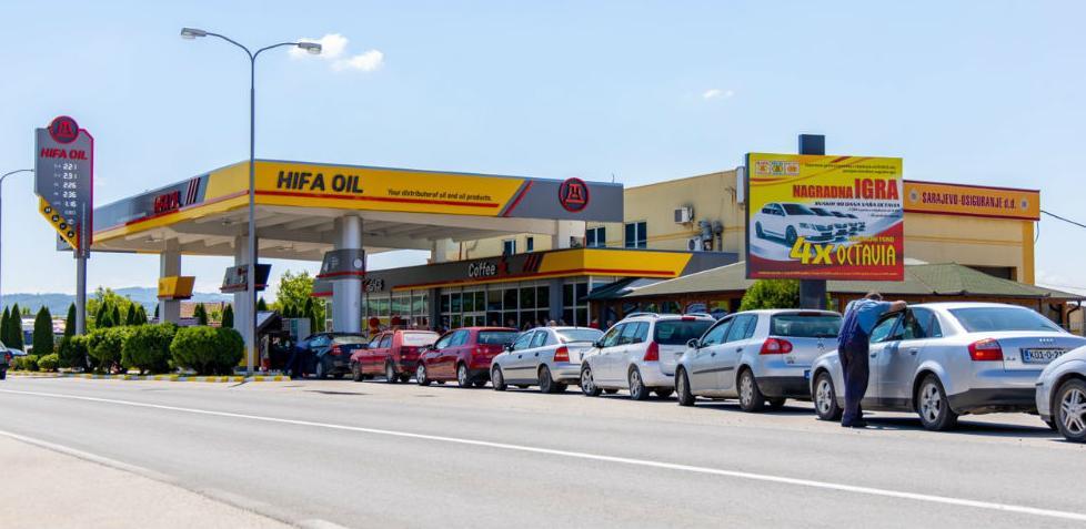 Hifa Oil otvorila dva nova maloprodajna objekta u Gračanici
