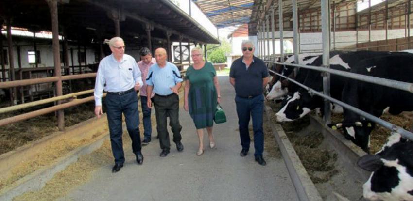 Mirjanić: Povećana proizvodnja i kvalitet mlijeka