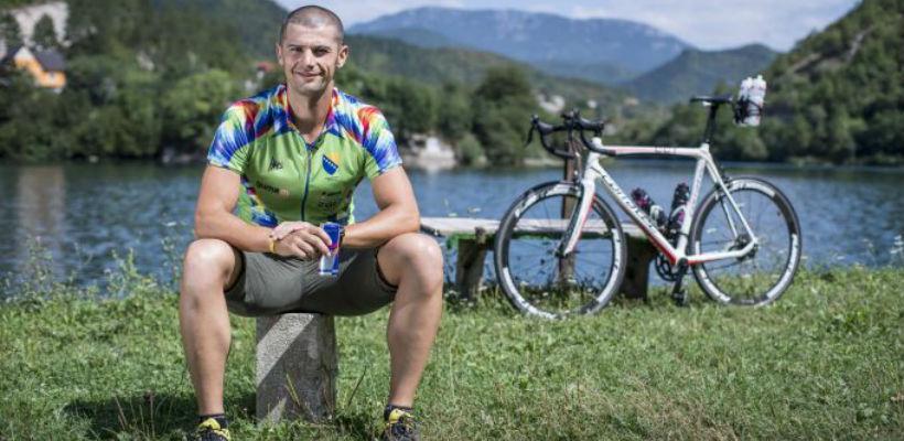 Nermin Palić: Bh. trijatlonac, Ironman, i trenutni Ironman rekorder BiH