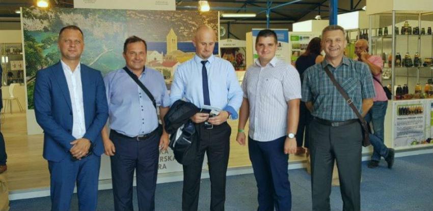 Privredna komora USK posjetila 25. sajam poljoprivrede Gazdanapok u Mađarskoj