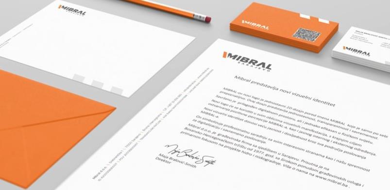 MIBRAL predstavio novi vizuelni identitet
